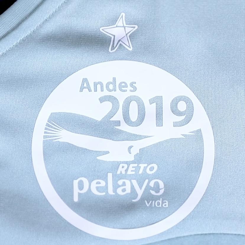 El escudo del Reto Pelayo Vida coronado por la Estrella de las Campeonas.La estrella fue diseñada por jugadores de la Selección Española de Fútbol.