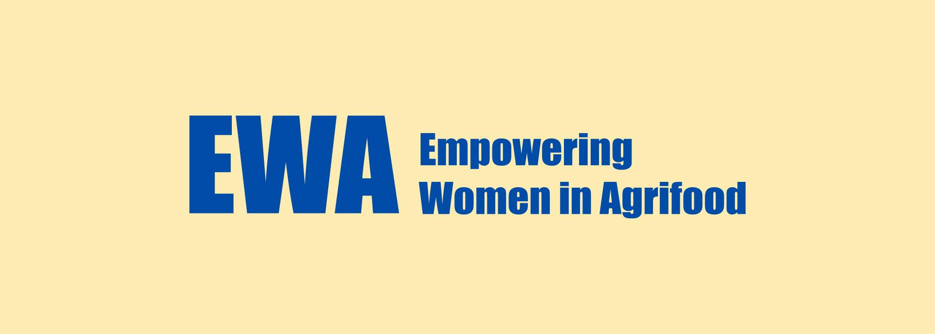 texto: EWA (Empowering Women in Agrifood)